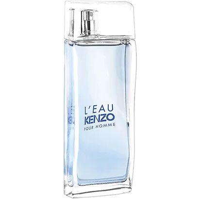 Kenzo Perfume Masculino L'Eau Kenzo Homme EDT 100ml - Masculino-Incolor