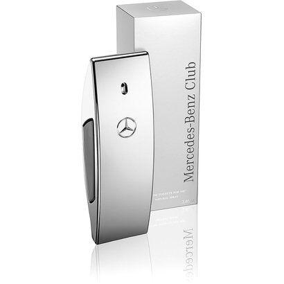 Perfume Club Masculino Mercedes-Benz EDT 100ml - Masculino-Incolor