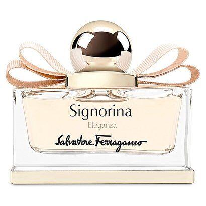 Perfume Eleganza Feminino Salvatore Ferragamo EDP 50ml - Feminino-Incolor