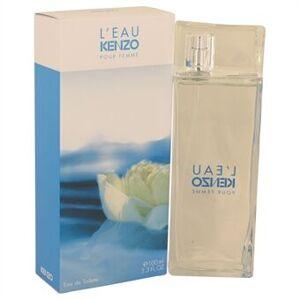 Kenzo L'eau Kenzo by Kenzo - Eau De Toilette Spray 100 ml - til kvinder