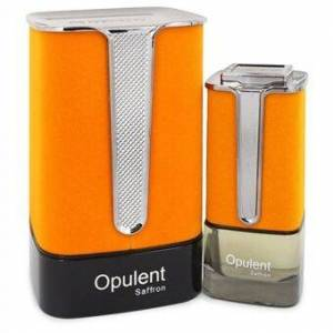 Al Haramain Opulent Saffron by Al Haramain - Eau De Parfum Spray (Unisex) 100 ml - til mænd