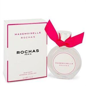 Mademoiselle Rochas by Rochas - Eau De Toilette Spray 50 ml - til kvinder