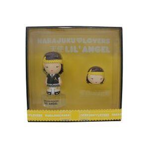 Gwen Stefani Harajuku Lovers Lil Angel lahjasetti 30ml EDT + 1.2g Kiinteä Hajuvesi