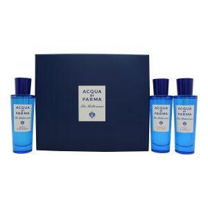 Acqua Di Parma Blu Mediterraneo Collection Gift Set 3 Pieces