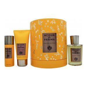 Acqua di Parma Colonia Intensa Gift Set 100ml EDC + 75ml Shower Gel + 50ml Deodorant