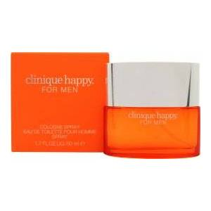 Clinique Happy Cologne Spray Eau de Toilette 50ml Suihke