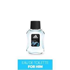 Adidas Ice Dive Eau De Toilette 50 ml