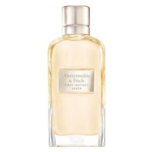 Abercrombie & Fitch First Instinct Sheer Woman Eau De Parfum 50 ml