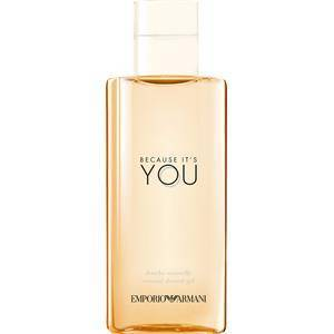 Armani Naisten tuoksut Emporio  Because It's You Sensual Shower Gel 200 ml