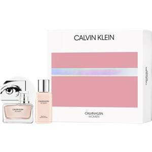 Calvin Klein Naisten tuoksut Women Gift set Eau de Parfum Spray 50 ml + Body Lotion 100 ml 1 Stk.