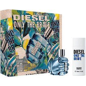 Diesel Miesten tuoksut Only The Brave Gift set Eau de ToiletteSpray Pour Homme 35 ml + Shower Gel 50 ml 1 Stk.