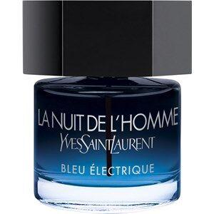Yves Saint Laurent Miesten tuoksut La Nuit De L'Homme Eau Électrique Eau de Toilette Spray 60 ml