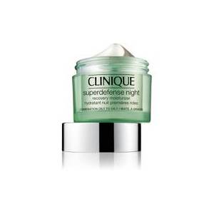 Clinique Superdefense Night Recovery Moisturizer 50ml (Skin Types 3/4)