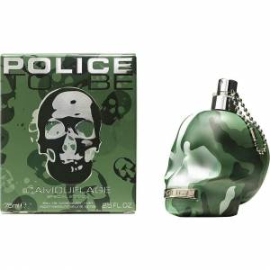 Police Camouflage EdT - 75 ml
