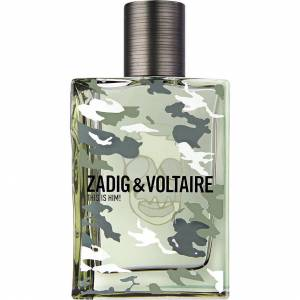 ZADIG & VOLTAIRE This is Him No Rules EdT, 50 ml Zadig & Voltaire Herrduft
