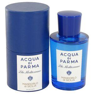 Acqua Di Parma Blu mediterraneo mandorlo di sicilia eau de toilette spray av acqua di parma 75 ml