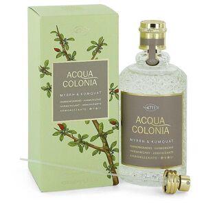 Acqua Di Parma 4711 acqua colonia myrrh & kumquat eau de cologne spray av maurer & wirtz 544486 169 ml