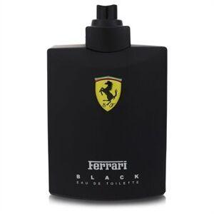 Acer FERRARI BLACK by Ferrari - Eau De Toilette Spray (Tester) 125 ml - for menn