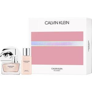 Calvin Klein Women Edp 100ml + Bodylotion 100ml Giftset