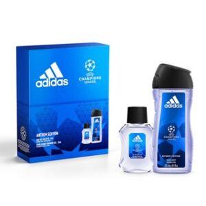 Adidas Uefa Edt 50ml + Shower Gel