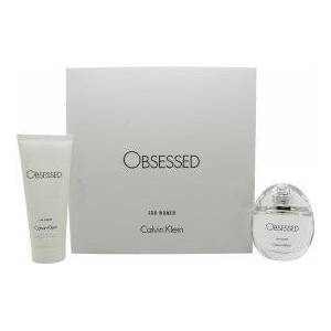 Calvin Klein Obsessed for Women Presentset 50ml EDP + 100ml Body Lotion