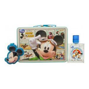 Disney Mickey Mouse Presentset 50ml EDT Spray + Luggage Tag + Travel Case