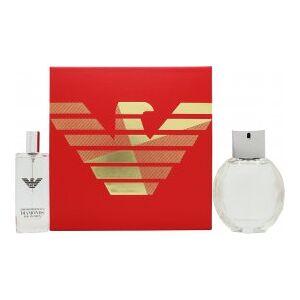 Giorgio Armani Emporio Diamonds Gift Set 50ml EDP + 15ml EDP