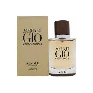 Giorgio Armani Acqua di Gio Absolu Eau de Parfum 40ml Sprej