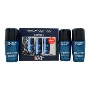 Biotherm Homme Day Control Deodorant Presentset 3 x 75ml Roll-On