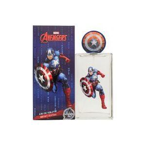 Marvel Captain America Eau de Toilette Kids Cologne 100ml Spray