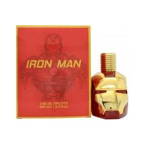 Marvel Iron Man Eau de Toilette 100ml Spray