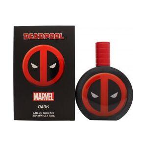 Marvel Deadpool Dark Eau de Toilette 100ml Spray