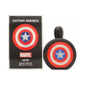 Marvel Captain America Hero Eau de Toilette 100ml Spray