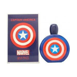 Marvel Captain America Eau de Toilette 100ml Spray