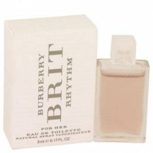 Burberry Brit Rhythm by Burberry - Mini EDT 5 ml - för kvinnor