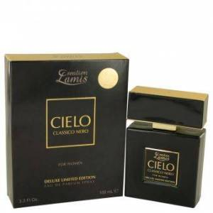 Ahead Lamis Cielo Classico Nero by Lamis - Eau De Parfum Spray Deluxe Limited Edition 100 ml - för kvinnor