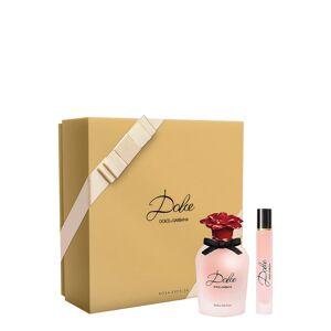 Dolce & Gabbana Dolce Rosa Eau De Parfum 30 Ml/Rball 7.4ml ALL SETS Perfume Sets Nude Dolce & Gabbana