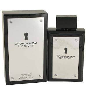 Antonio Banderas den hemliga Eau De Toilette Spray 200ml/6,7 oz
