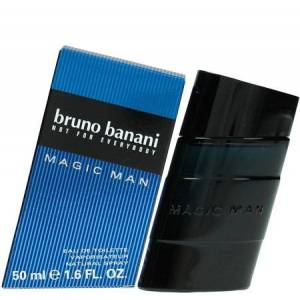 Bruno Banani Magic Man Eau de Toilette 50ml