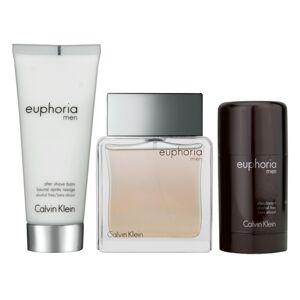 Calvin Klein Euphoria For Men Giftset: EdT 100ml+AB 100ml+Deo Stick 75ml