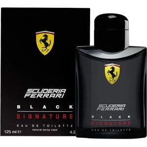 Acer Ferrari Scuderia Black Signature Edt 125ml