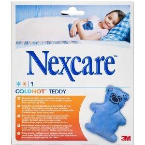 Nexcare Gel Varmepude Teddy 20cm x 20cm Medicinsk udstyr 1 stk