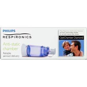 Philips Respironics OptiChamber Diamond Medicinsk udstyr 1 stk