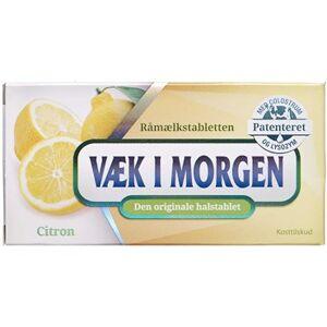 Vk I Morgen Halstablet Citron Kosttilskud 20 stk