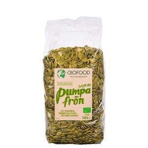 Biofood Gresskarfrø, 700 gram