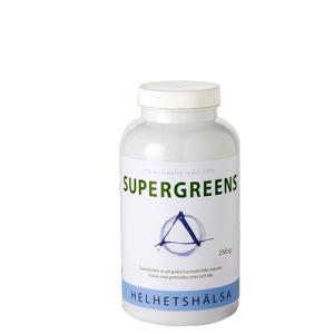 Helhetshälsa SuperGreens, 250 gram