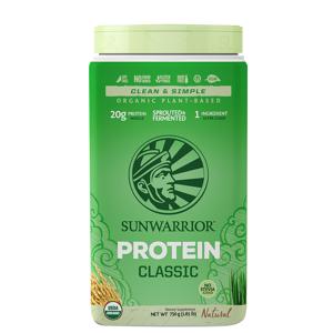 Sunwarrior Classic Risprotein, 750 g