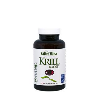 Bättre Hälsa Krillolje, 60 vegikapsler