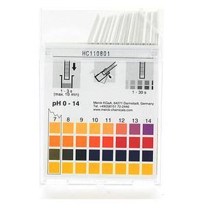 Med24.dk Universal indikator pH 0-14 - 100 stk