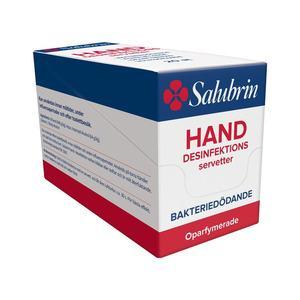 Med24 Salubrin desinfeksjonsservietter - 20 stk.